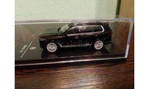 BMW X7, масштабная модель, Paragon Models, scale64