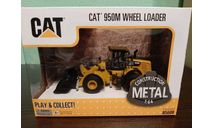 Caterpillar 950M Wheel Loader, масштабная модель трактора, Diecast Masters, 1:64, 1/64