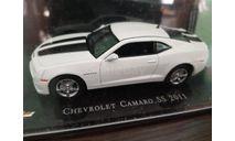 Chevrolet Camaro SS 2011, масштабная модель, Altaya, scale43
