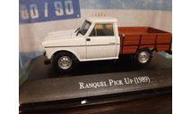 Ranquel Pick-Up, масштабная модель, Altaya, scale43
