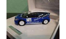Dacia Lodgy #2 Landros 2012, масштабная модель, Eligor, 1:43, 1/43