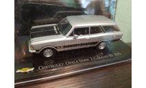 Chevrolet Opala Serie 2 Caravan SS 1979, масштабная модель, Altaya, scale43