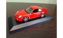 Porsche 911 Turbo (997) 2006, масштабная модель, Minichamps, scale43