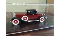 Packard 902 Standard Eight Coupe 1932, масштабная модель, Neo Scale Models, scale43