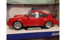 Porsche 911 3.6 Turbo, масштабная модель, Solido, scale18