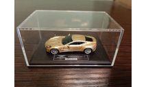 Aston Martin One-77, масштабная модель, FrontiArt, scale87