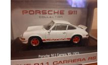 Porsche  911 Carrera RS 1973, масштабная модель, Atlas, scale43
