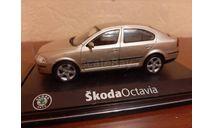 Skoda Octavia 2004, масштабная модель, Abrex, scale43, Škoda