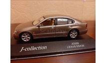 Lexus GS430, масштабная модель, J-Collection, scale43