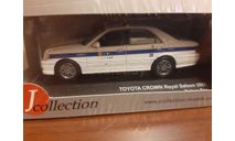 Toyota CROWN 2006 Tokyo Taxi, масштабная модель, J-Collection, scale43