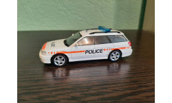 Полицейские Машины Мира №58 Subaru Legacy