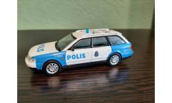 Полицейские Машины Мира №38 Audi A6 Аvant