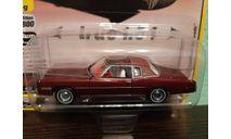 Cadillac Eldorado  1975, масштабная модель, ERTL (Auto World), scale64