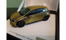 Renault Megane IV R.S., масштабная модель, Norev, 1:43, 1/43