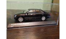 Toyota Crown Majesta, масштабная модель, Kyosho, scale43