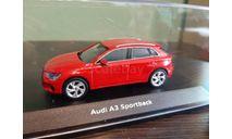 Audi A3 Sportback  2020, масштабная модель, iScale, 1:43, 1/43