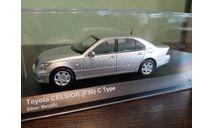 Toyota Celsior C-type F30, масштабная модель, Kyosho, scale43