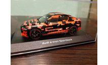 Audi e-tron Sportback, масштабная модель, iScale, 1:43, 1/43