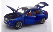 Mercedes-Benz GLE Coupe (C167)  2020, масштабная модель, iScale, scale18