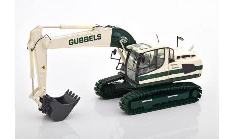 Liebherr R 916 Advanced Gubbels, масштабная модель трактора, NZG, scale50
