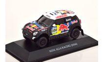 Mini All4 Racing Rally Dakar #300, масштабная модель, Premium Collectibles, scale43