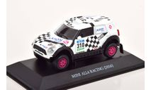 Mini All4 Racing Rally Dakar #310, масштабная модель, Premium Collectibles, 1:43, 1/43