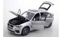 BMW X6 M  2015, масштабная модель, Norev, scale18