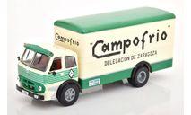 Pegaso 1060 Cabezon Campofrio 1964, масштабная модель, Altaya, scale43
