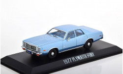 Plymouth Fury 1977, масштабная модель, Greenlight Collectibles, scale43