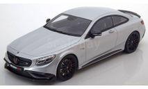 Mercedes Brabus 850 silver   1:18, масштабная модель, Mercedes-Benz, GT Spirit, scale18