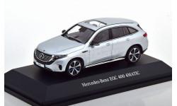Mercedes EQC 400 4 Matic 2019