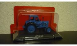 Тракторы: история, люди, машины №1 - МТЗ-50
