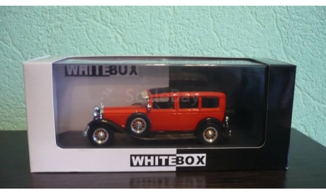 Mercedes-Benz Typ 460N Nurburg, масштабная модель, WhiteBox, 1:43, 1/43