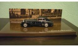Alfa Romeo 8C 2900 B Lungo 1938