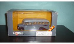 Bedford Type OB Coach, масштабная модель, Corgi, scale0