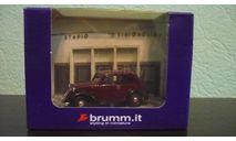 Fiat 1100, масштабная модель, Brumm, 1:43, 1/43