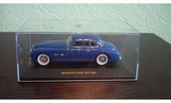 Bugatti Type 101 1951, масштабная модель, IXO Museum (серия MUS), scale43