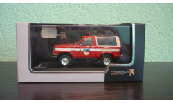 Ford Bronco 1990 Fire Department