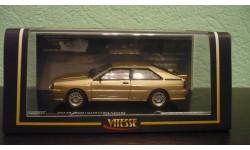 Audi Quattro Coupe 1980-1991, масштабная модель, Vitesse, scale43