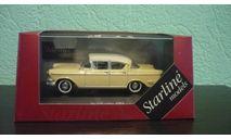Opel Kapitan  1958, масштабная модель, Starline, 1:43, 1/43