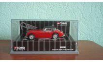 Austin Healey Hard Top, масштабная модель, Corgi, 1:43, 1/43