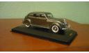 Chrysler Airflow Sedan 1936, масштабная модель, IXO Museum (серия MUS), 1:43, 1/43
