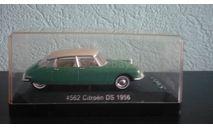 Citroen DS 1956, масштабная модель, Citroën, Solido, 1:43, 1/43