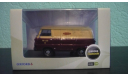 Ford Thames Van British Railway, масштабная модель, Oxford, 1:43, 1/43