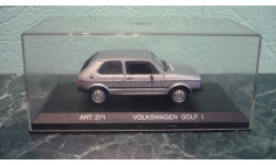 Volkswagen Golf 1 GTI, масштабная модель, DetailCars, 1:43, 1/43
