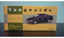 Subaru Legacy RS Turbo, масштабная модель, Vanguards, scale43
