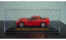 Chevrolet Corvette Z51, масштабная модель, IXO Junior, scale43