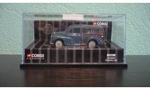 Morris Traveller, масштабная модель, Corgi, scale43