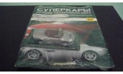 Суперкары №27 Spyker C12 Spyder, журнальная серия Суперкары (DeAgostini), Суперкары. Лучшие автомобили мира, журнал от DeAgostini, 1:43, 1/43