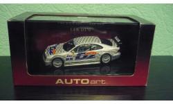 Mercedes-Benz CLK DTM AMG, масштабная модель, Autoart, 1:43, 1/43